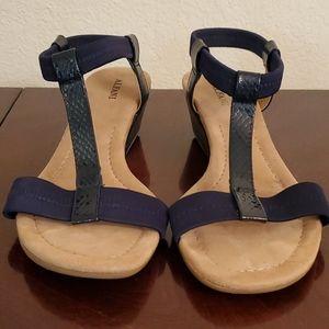 Alfani Step N Flex Voyage wedge sandal